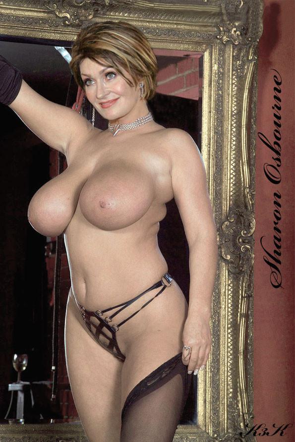 Amusing opinion naked sharon osbourne nude interesting. Prompt